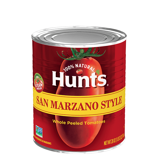 Hunt's San Marzano Style Whole Peeled Tomatoes