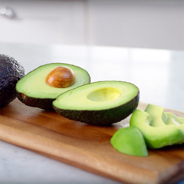 Avocado tips