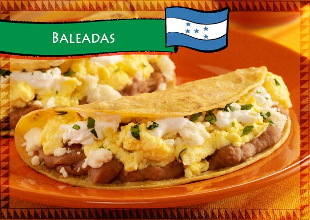 National hispanic heritage month 9 countries 9 dishes 1 kitchen baleadas latin american recipe forumfinder Choice Image