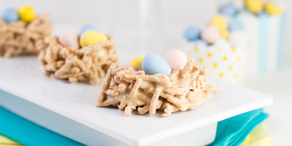 Pas This Easter Don T Get Stuck Doing All Of The Cooking Enlist Your Kids To Help Make These Fun Desserts And Sweets That Look Good Taste