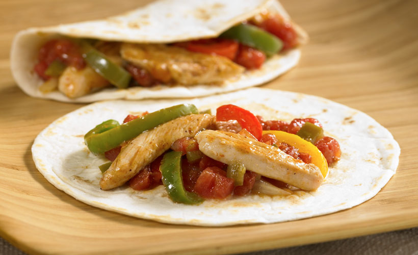 Revel in international dinner recipes ideas once a week ready easy international chicken fajitas recipe forumfinder Choice Image