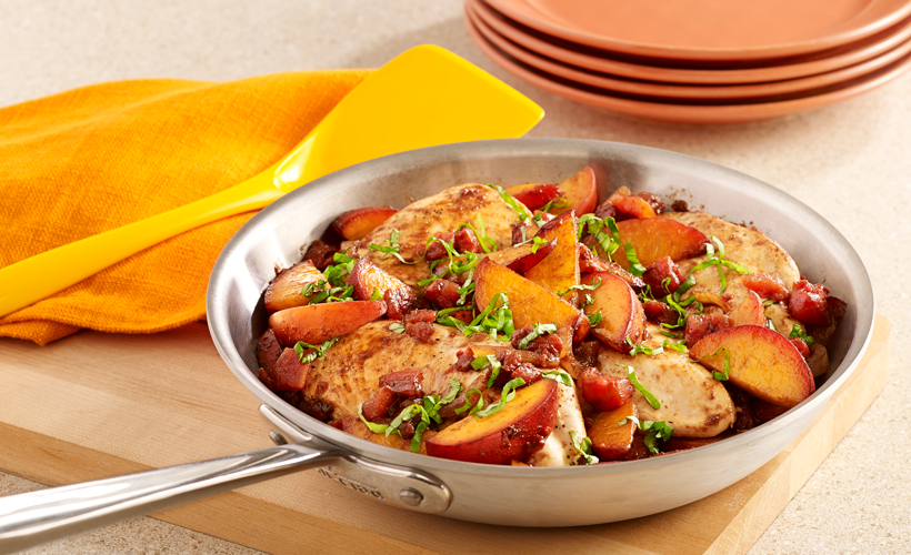 Peach Balsamic Chicken Skillet 820x500.jpg