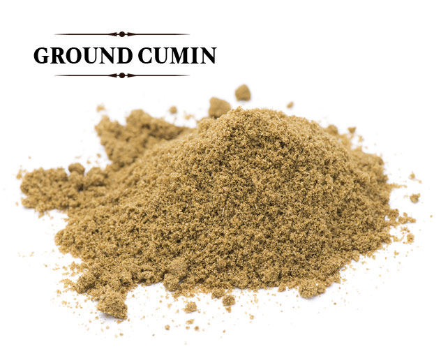 Ground Cumin for Cooking