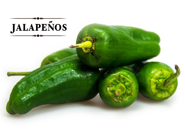 Cooking with Jalapenos