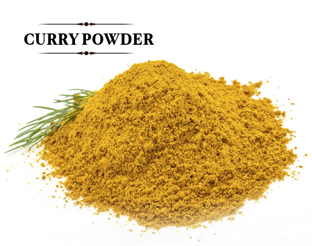 Curry Powder for Cooking