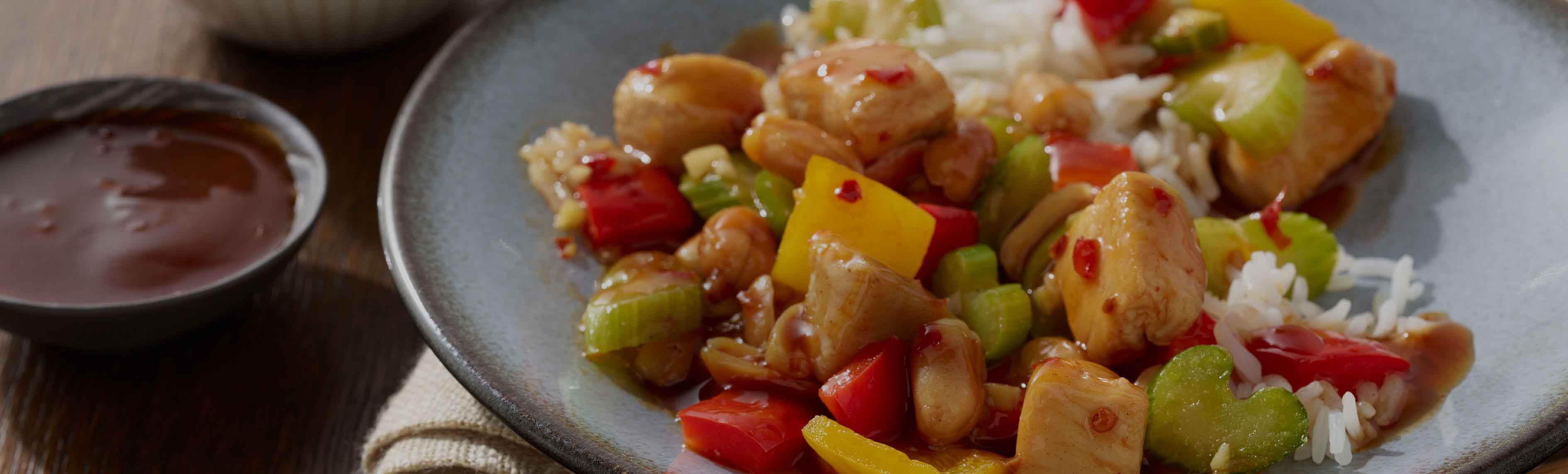 PF Changs Kung Pao Chicken