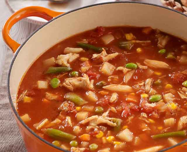 Maryland Crab Soup