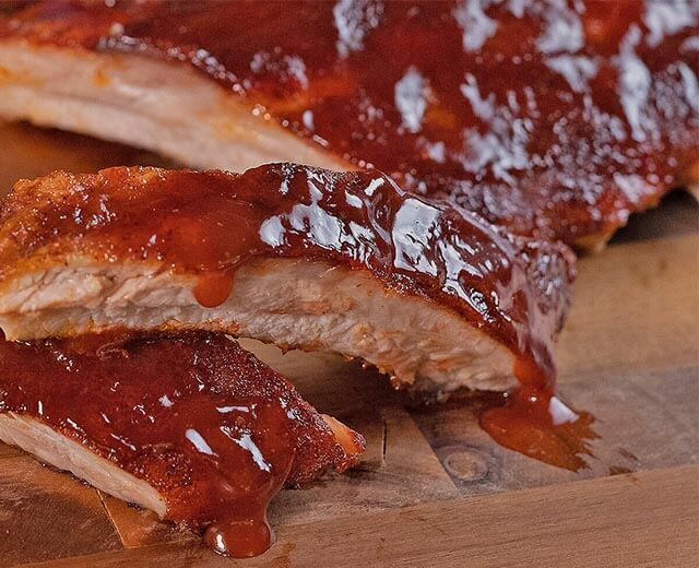 Easy Barbecue Baby Back Ribs