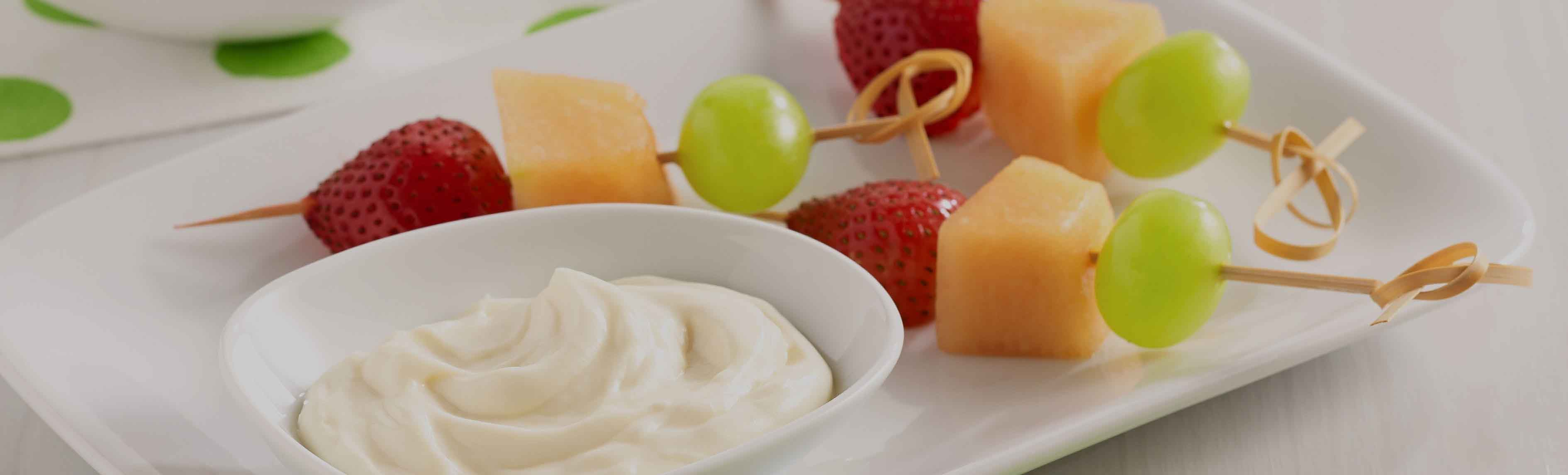 Cheesecake Fruit Dip