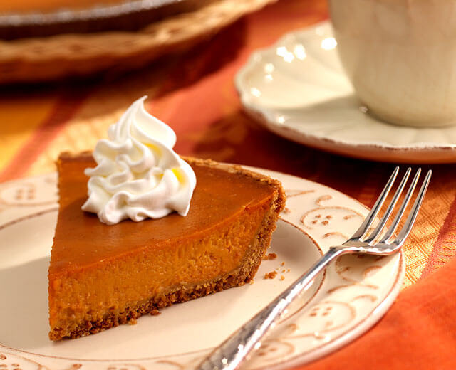 Guilt-Free Pumpkin Pie