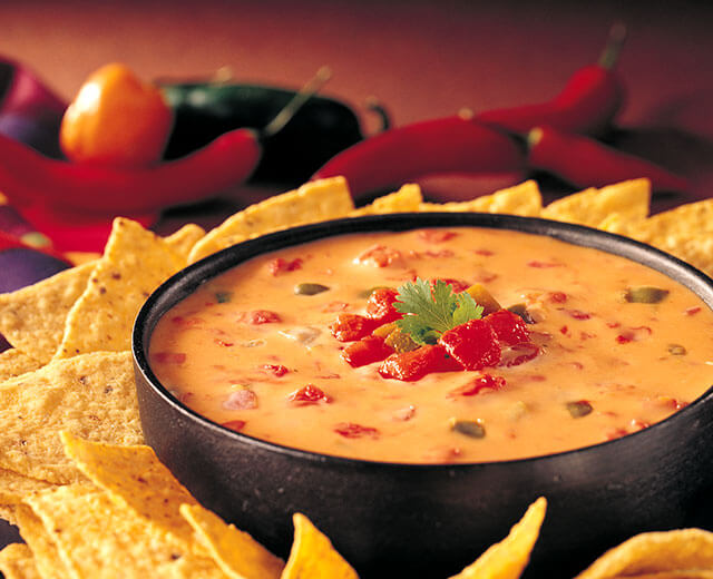 RO*TEL Famous Queso Dip