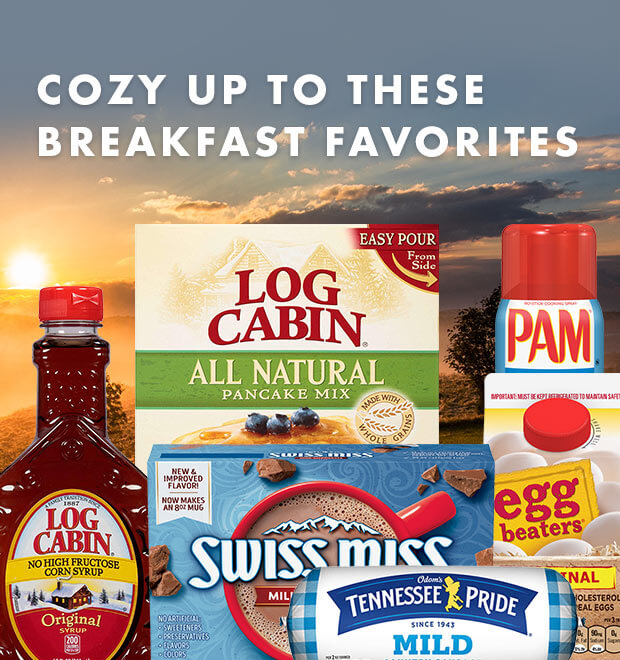 Cozy Up to These Breakfast Favorites