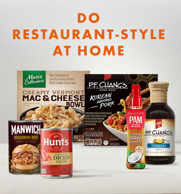 Do Restaurant-Style at Home
