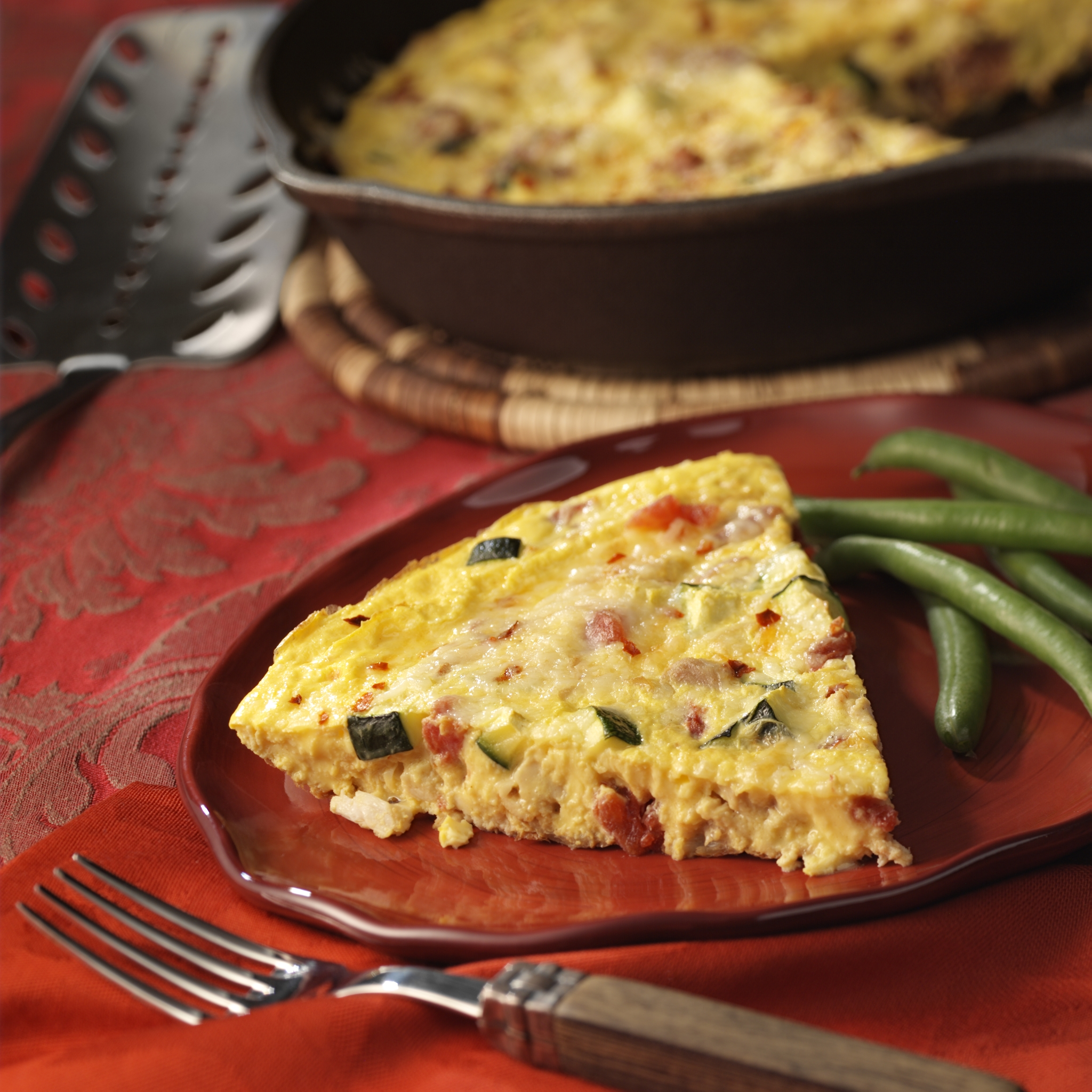 Day-After Thanksgiving Frittata