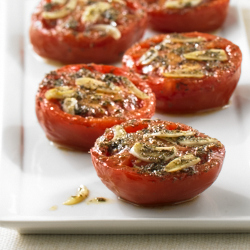 Herb Broiled Tomatoes