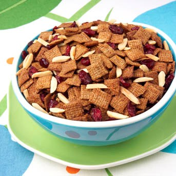 Citrus Kissed Snack Mix