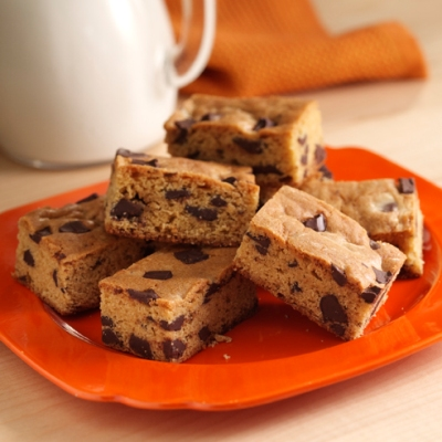 Chocolate Chunk Bars