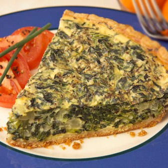 Spinach Quiche Ready Set Eat