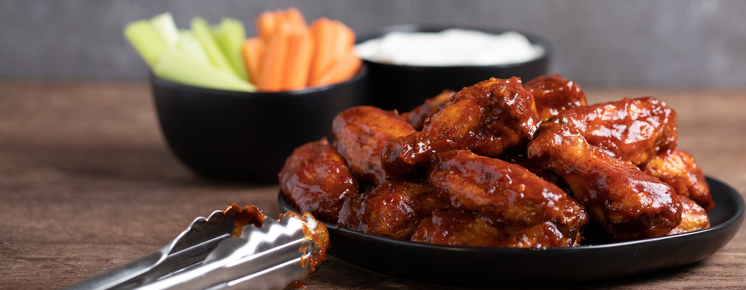 Sweet 'n Tangy BBQ Wings