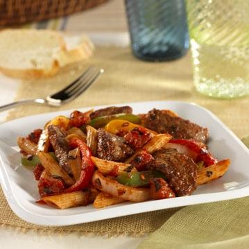 Pepper steak pasta ready set eat pepper steak pasta forumfinder Gallery