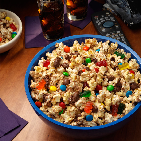 Movie Theater Popcorn Candy Bowl