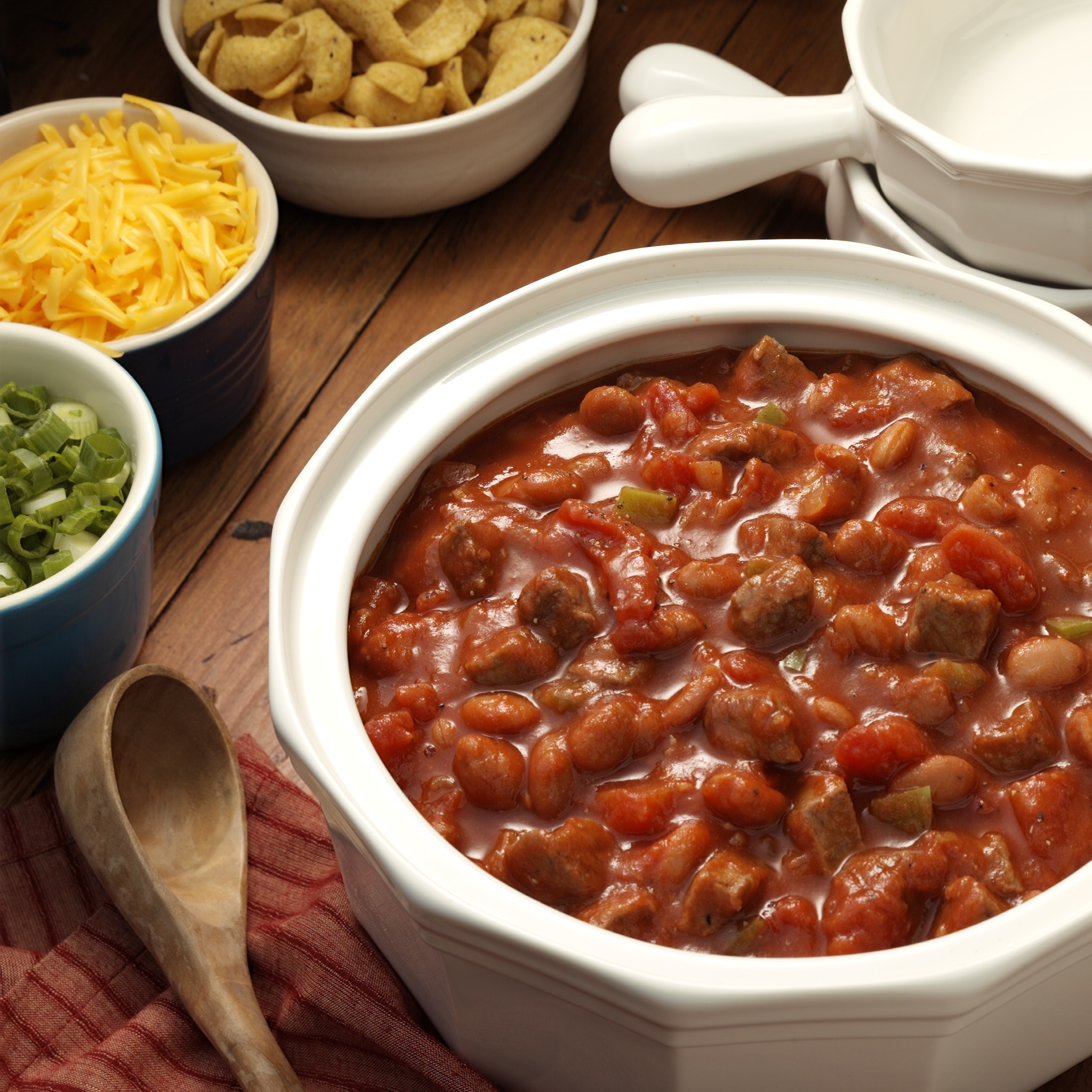 Beefy cowboy chili ready set eat forumfinder Image collections