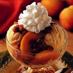Quick-and-Easy Peaches-Pecan Foster