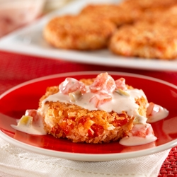 Zesty Seafood Cakes