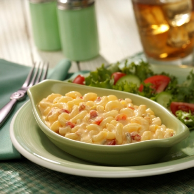 Queso Macaroni and Cheese