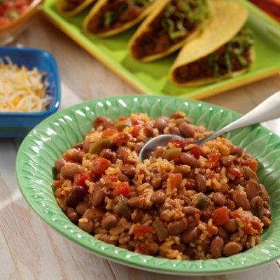 Hearty Rice and Beans