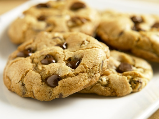 En-light-ened Chocolate Chip Cookies
