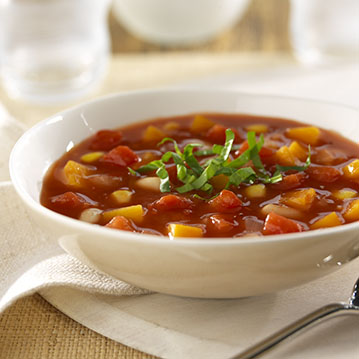 Fragrant Autumn Vegetable Soup | Ready Set Eat