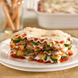 Vegetable Lasagna Ready Set Eat