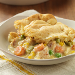 Home Style Chicken Pot Pie Ready Set Eat