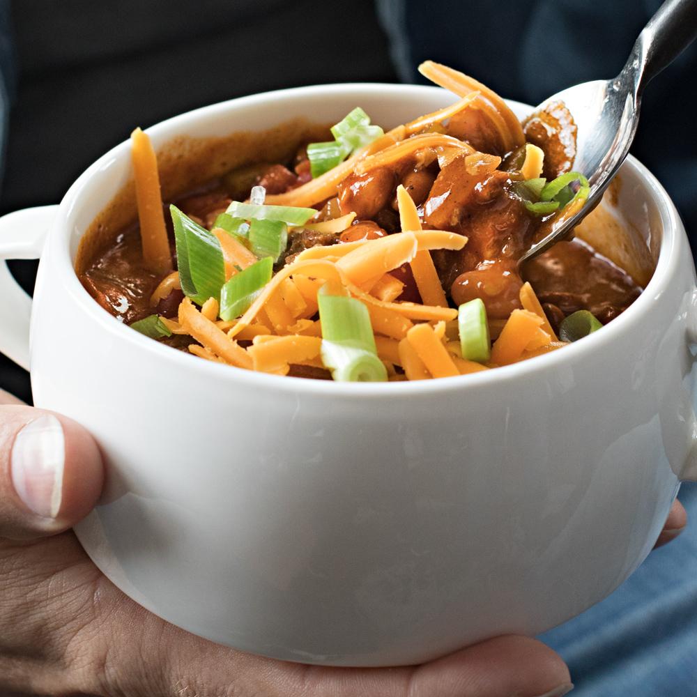30-Minute Chili | Ready Set Eat