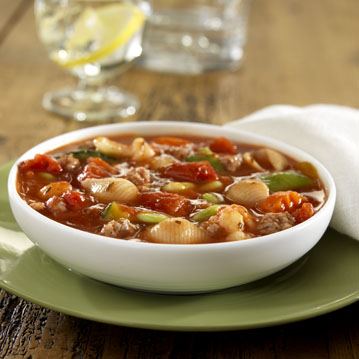 Italian Vegetable Beef Soup