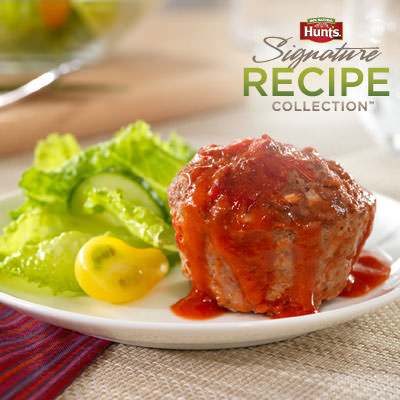 Hunt's® Quick Mini Meatloaves