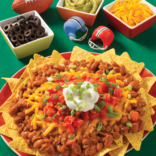 Cowboy Nachos Ready Set Eat