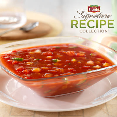Hunt's® Easy Gazpacho
