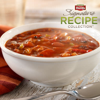 Hunt's® Fire-Roasted Beef Chili