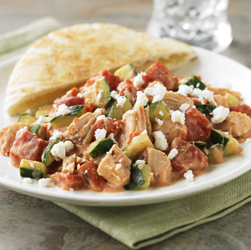 Recetas de ensaladas mediterraneas faciles