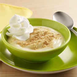 'Key Lime' Pudding