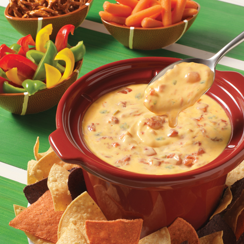 Queso Dip for a Crowd