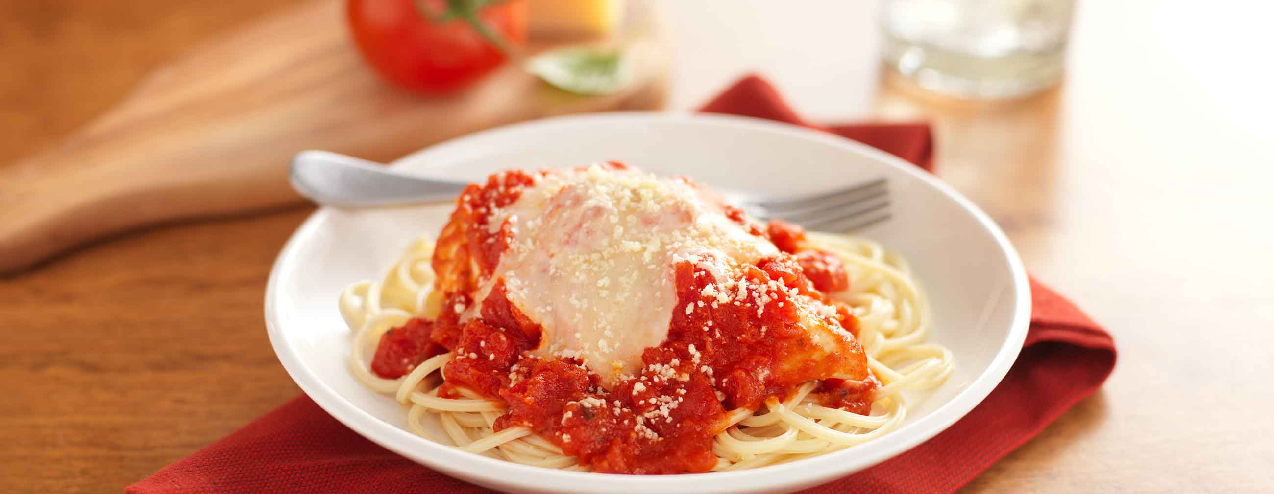 Easy Chicken Parmesan Ready Set Eat