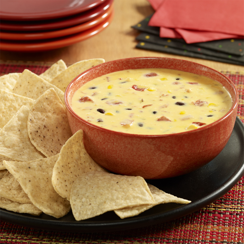 Southwest Queso Dip