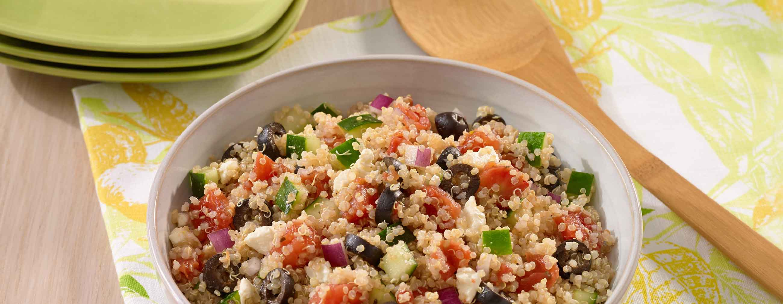 Mediterranean Quinoa Salad Ready Set Eat