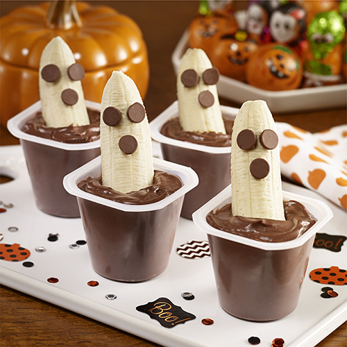 september 27 2017 - Pudding Halloween Desserts