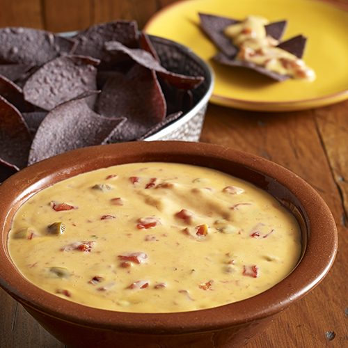 Smoky Chipotle Queso Dip