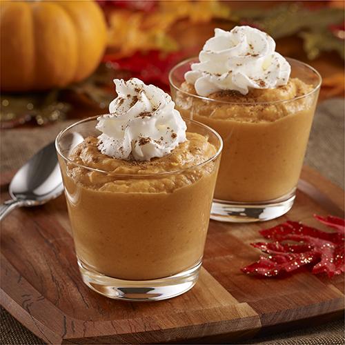 recipe: pumpkin pie pudding [5]
