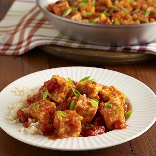 recipe: baked tofu marinara sauce [13]